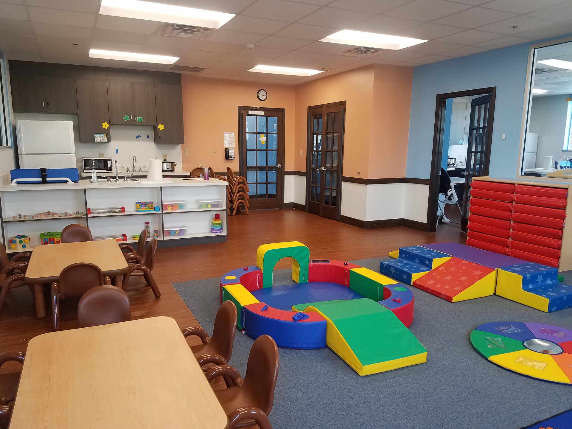 Learn What to Expect in an Early Learning Centre